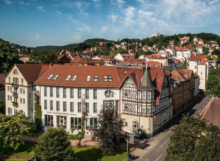 Hotel Glockenhof Aussenansicht