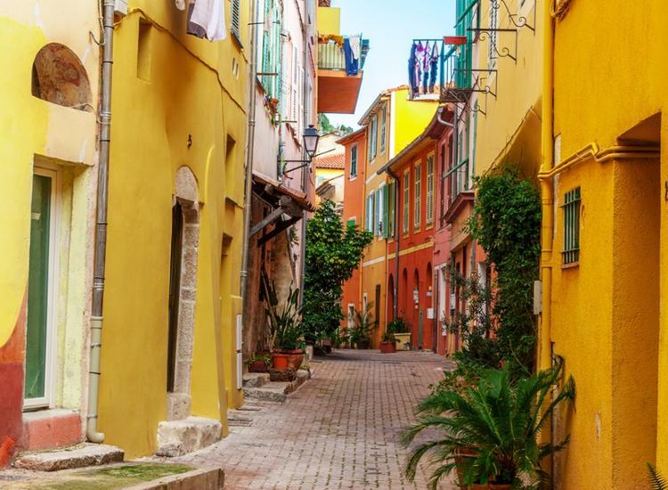 Strassen von Nizza