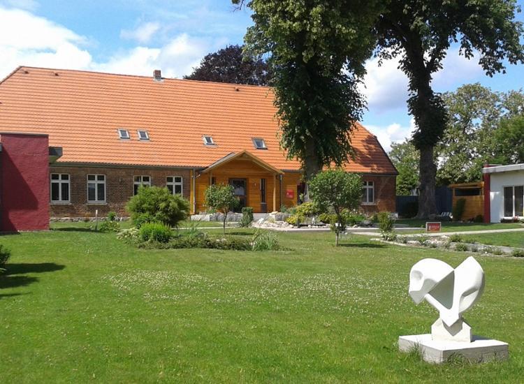 Hotel Altes Pfarrhaus Aussenansicht