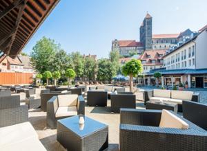 Hotel Schlossmuehle Quedlinburg