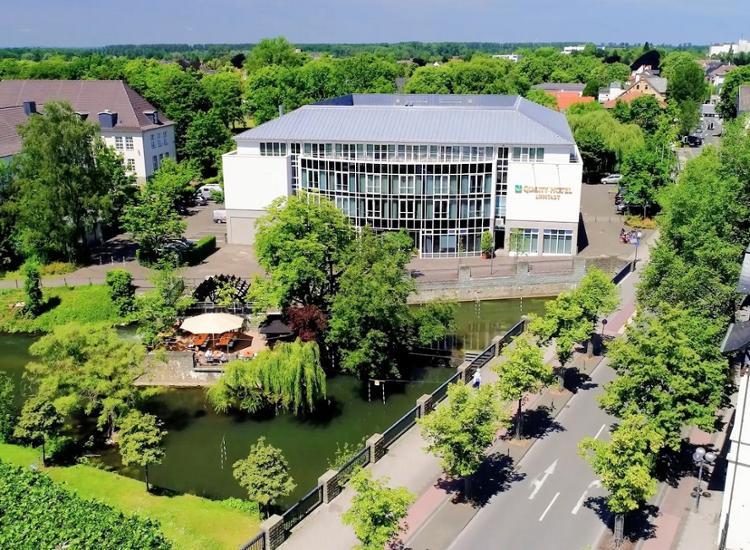 Quality Hotel Lippstadt Aussenansicht