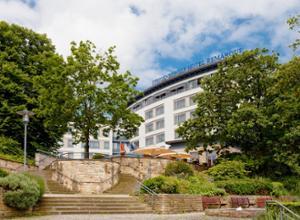 Steigenberger Hotel Remarque Außen
