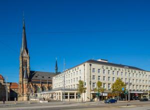 Hotel Chemnitzer Hof Aussenansicht