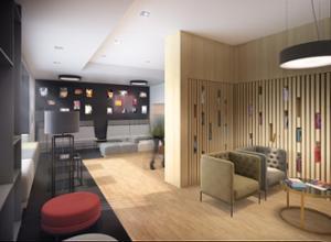 arcona LIVING ERNST LEITZ HOTEL Erste Visualisierung LIVINGroom