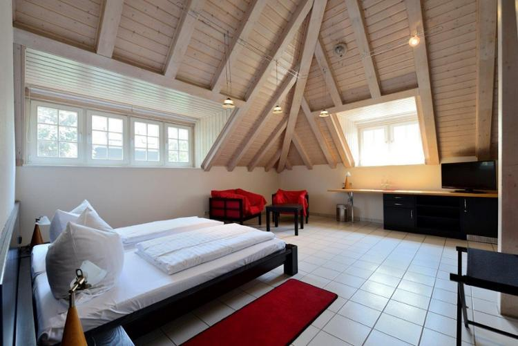 Das gemuetliche Doppelzimmer Art Hotel Weimar