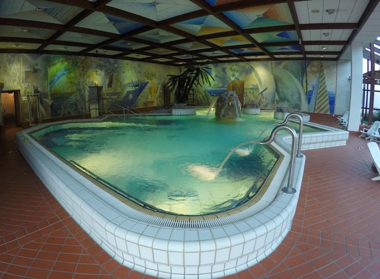 Wellness Kurzurlaub im Frankenwald Bayern 3 Tage für 2 Personen Hotelgutschein 3