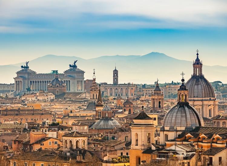 Rom Stadt