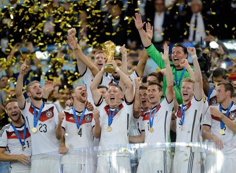 DFB Spiel Deutschland Spanien BuB Duesseldorf City Nationalmannschaft