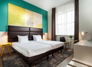 Best Western Zaan Inn Doppelzimmer