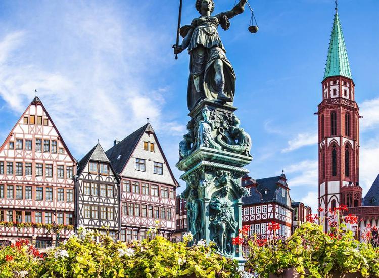 Roemerberg Frankfurt