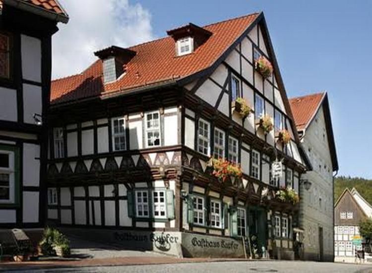Kurzreise Harz Stolberg 3 Tage für 2 Personen 3 Sterne Hotel Gutschein Animod