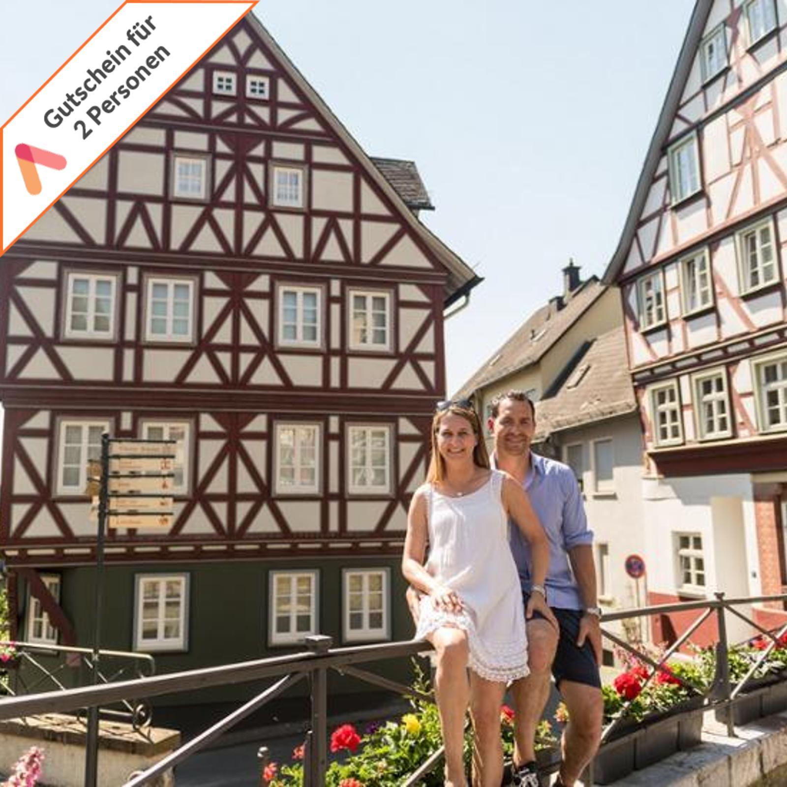 Kurzreise Wetzlar Lahn 3 Tage für 2 Personen im Best Western Hotel Gutschein WE