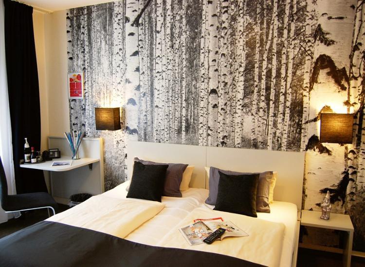 Hotel Alt Deutz Koeln Doppelzimmer