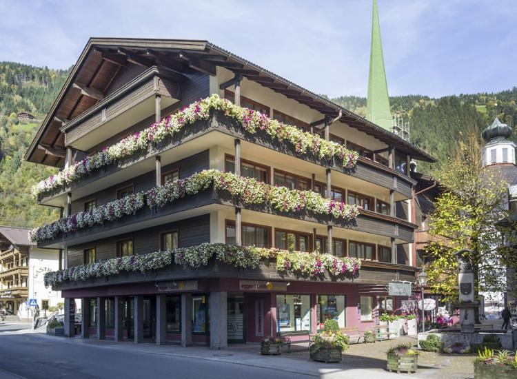 Hotel Lieblingsplatz mein Tirolerhof Aussenansicht