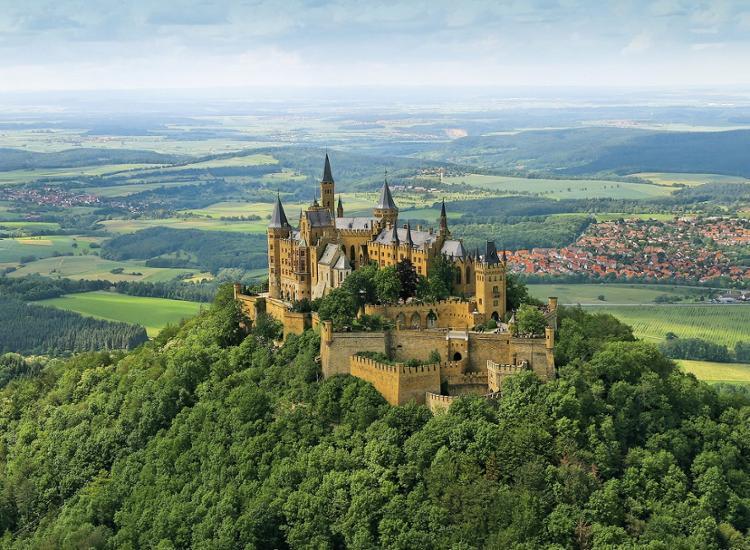 Burh Hohenzollern