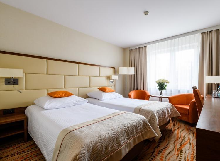 Hotel Boss Warschau