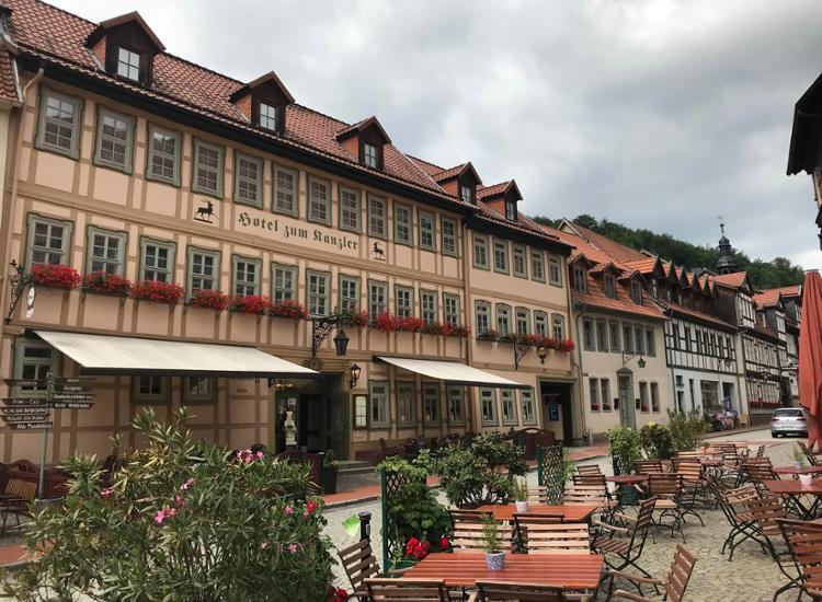 Hotel zum Kanzler Strasse