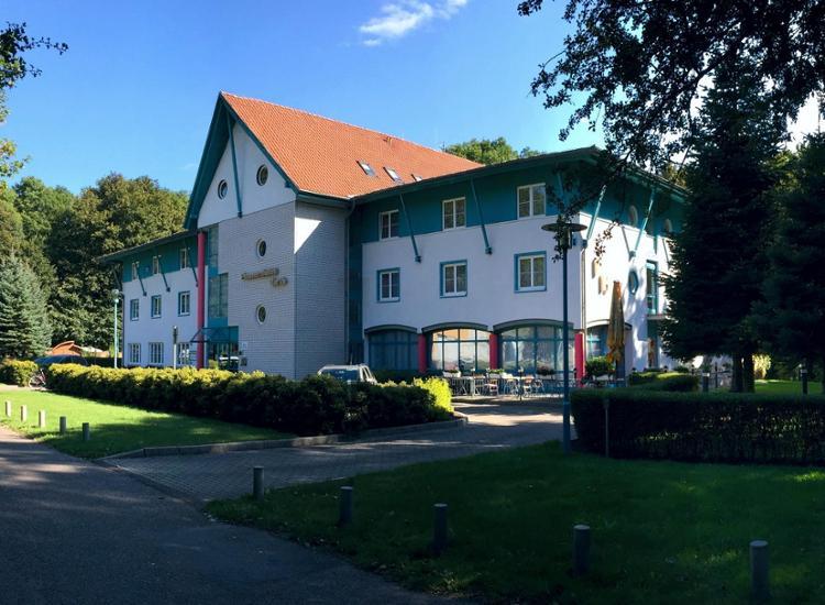 Pommernhotel Barth Aussenansicht