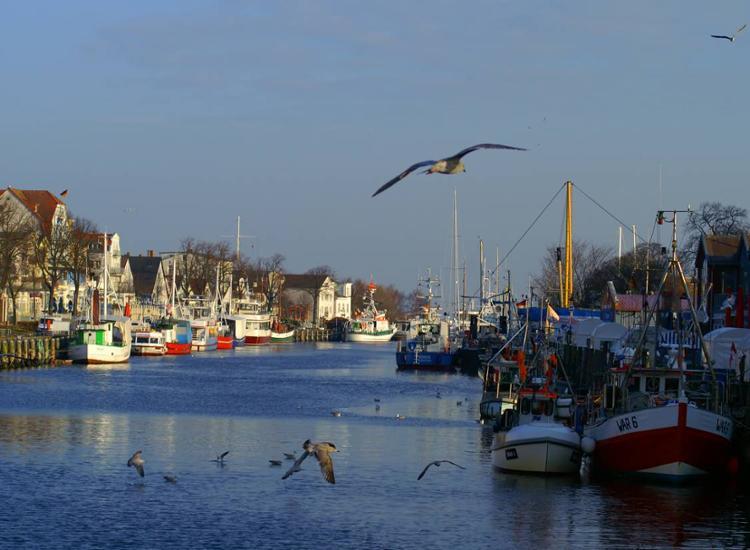 Hafen Rostock