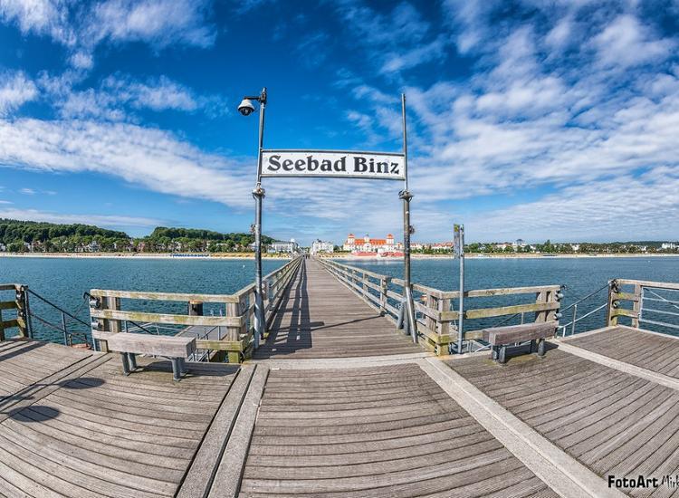 Strandvilla Glueckauf Seebad Binz