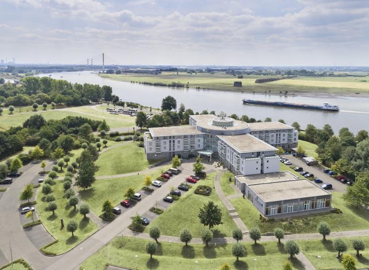 Welcome Hotel Wesel Lage am Rhein