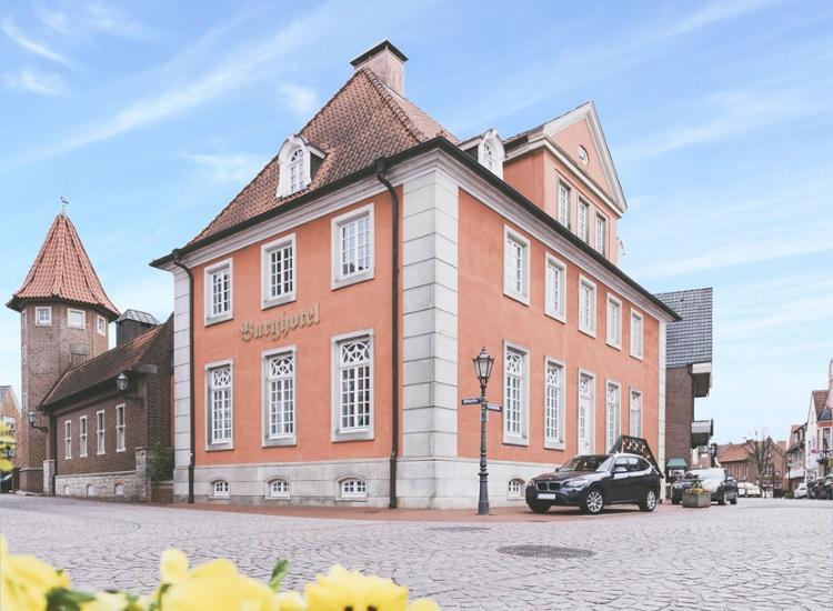 Wellness-corto-vacaciones-Emsland-Castillo-Hotel-haselunne-3-dias-para-2-personas-cupon miniatura 4
