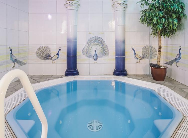 Wellness-corto-vacaciones-Emsland-Castillo-Hotel-haselunne-3-dias-para-2-personas-cupon miniatura 11
