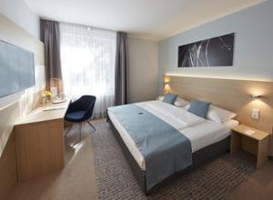 GHotel u Living Goettingen Doppelzimmer