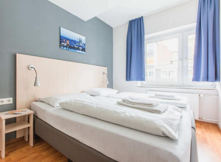 AO Koeln Dom Double room
