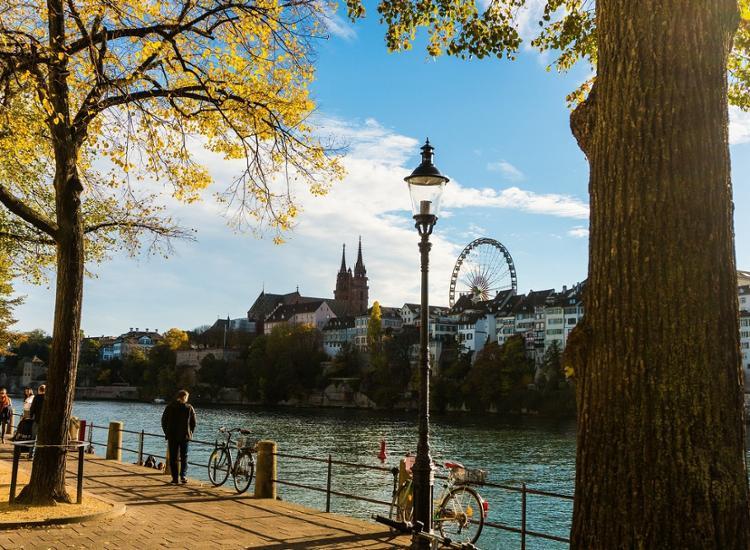 B&B Multi: Dreiländereck - Städtetrip Basel im top-bewerteten Hotel in Weil am Rhein