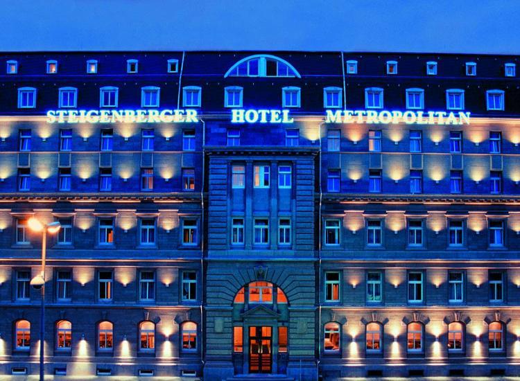 Steigenberger Hotel Metropolitan Frankfurt