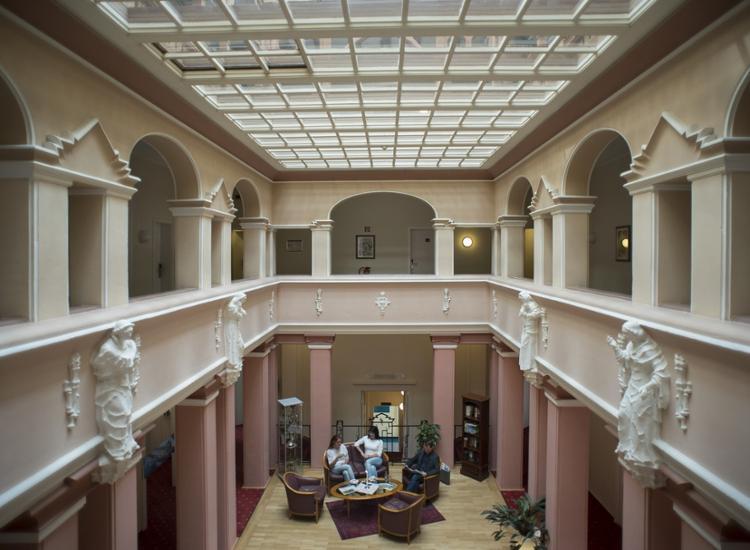 Hotel Hainstein Eisenach Lobby