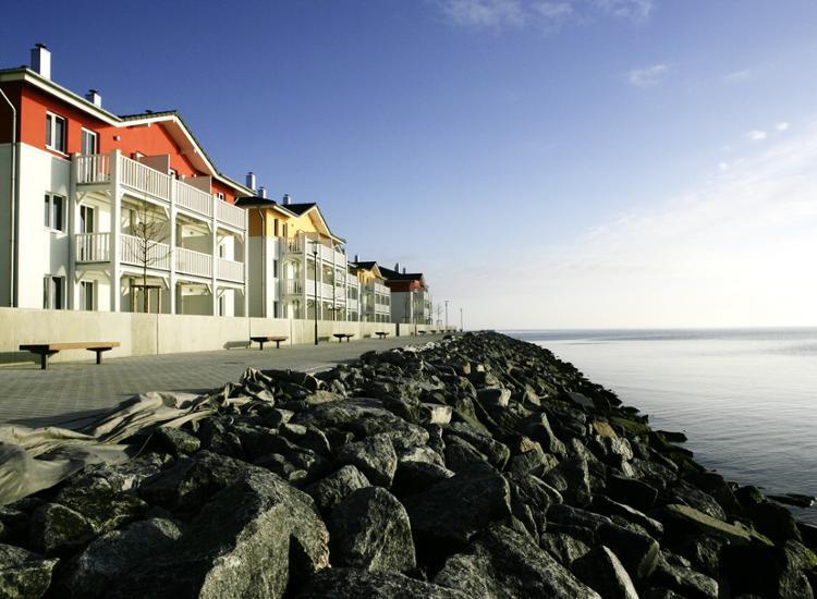 Dorfhotel Boltenhagen Aussenansicht