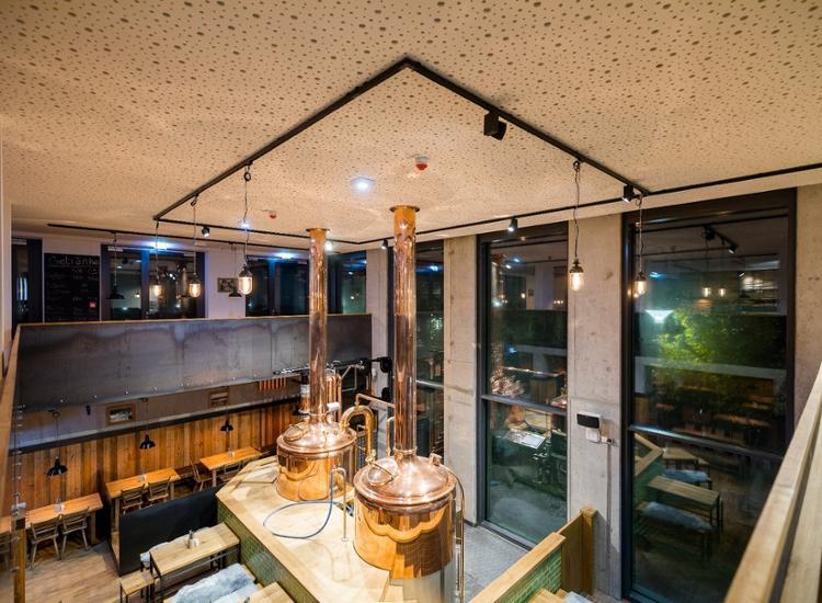 mk Hotel Ruesselsheim Brauerei