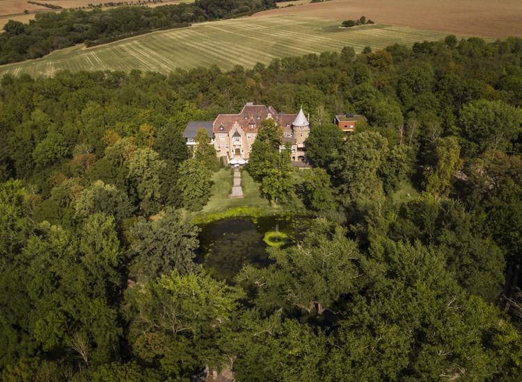 Ringhotel Villa Westerberge Vogelperspektive