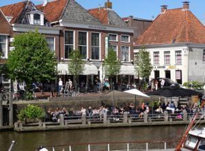 Hotel De Posthoorn Friesland Aussenansicht