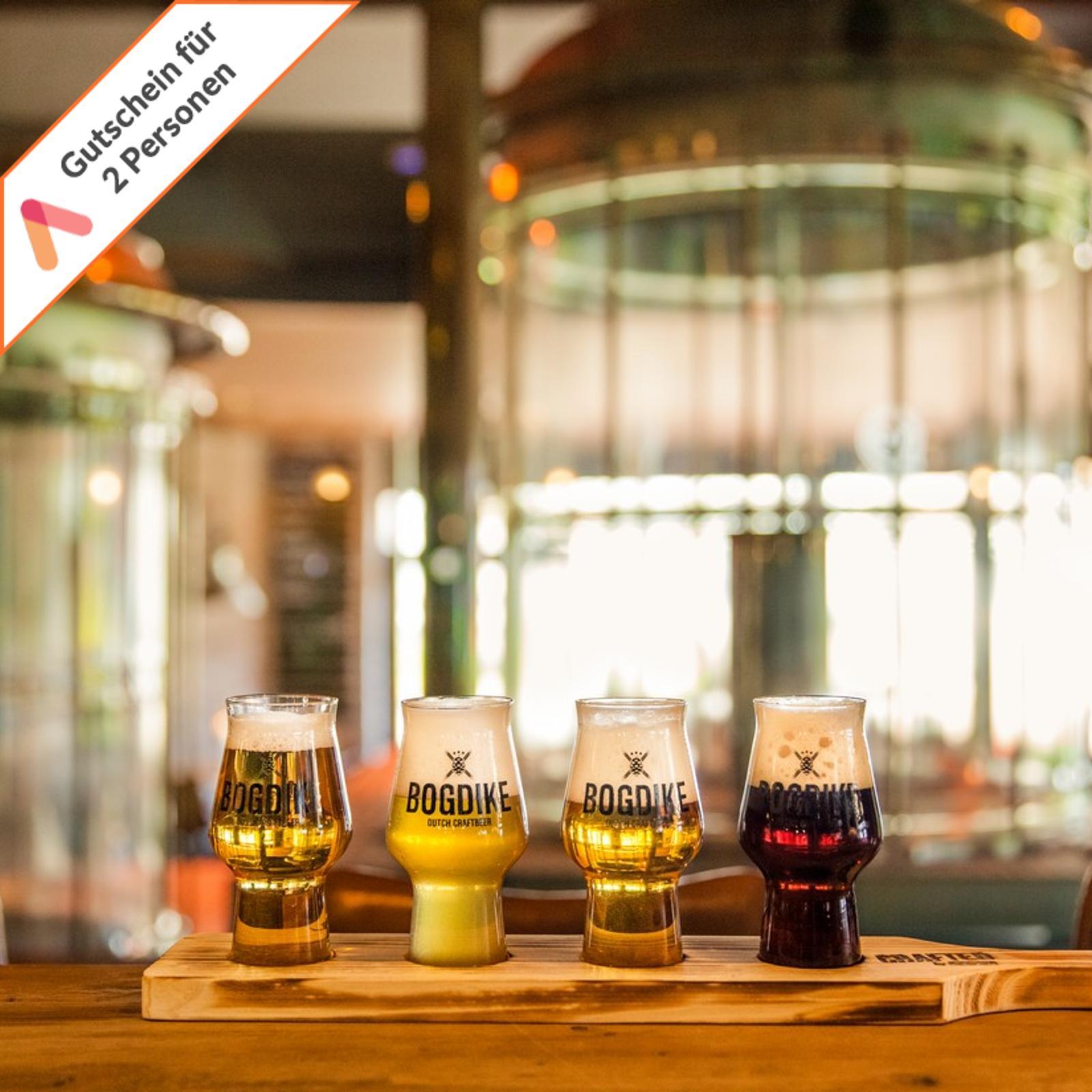 3 oder 4 Tage Groningen Wochenend Kurzreise Brauerei Hotel Gutschein 2 Personen