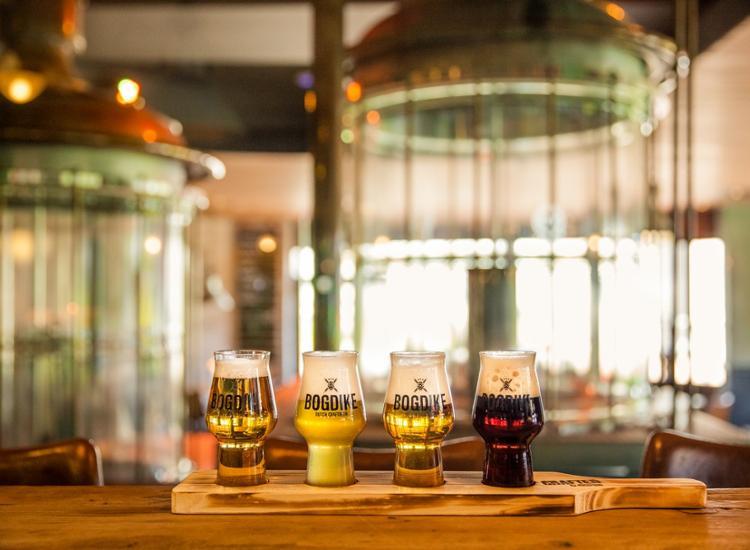 Brouwhotel Parkzicht Veendam Bier