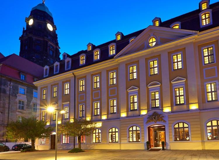 Gewandhaus Dresden Aussenansicht
