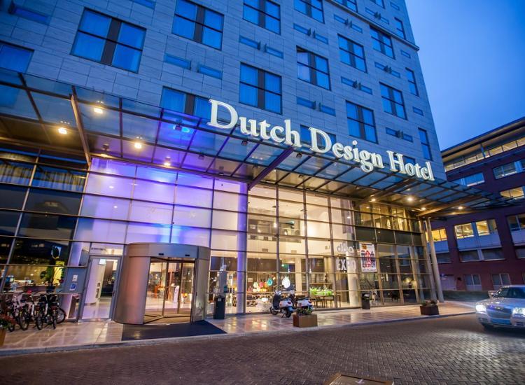 Dutch Design Hotel Artemis Amsterdam Fassade