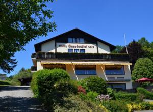 Hotel Gassbachtal Aussenansicht