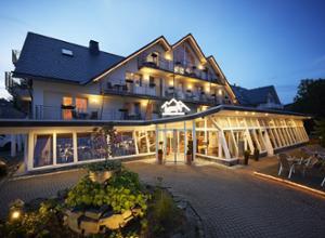 Loft Hotel Willingen Aussenansicht