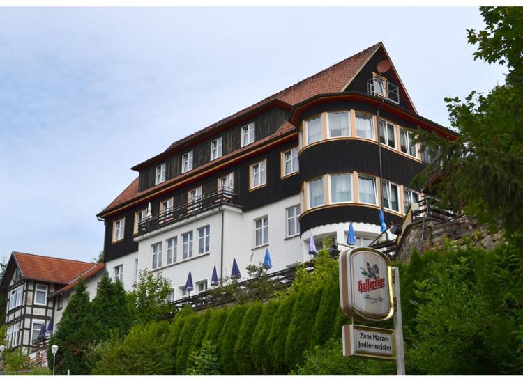 Hotel zum Harzer Jodlermeister Aussenansicht