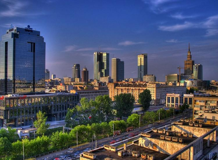 Warschau