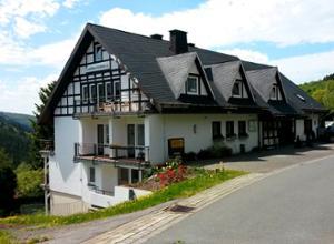 Hotel Landhaus Nordenau Haus