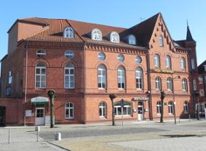 Hotel Restaurant zur Eldenburg Fassade