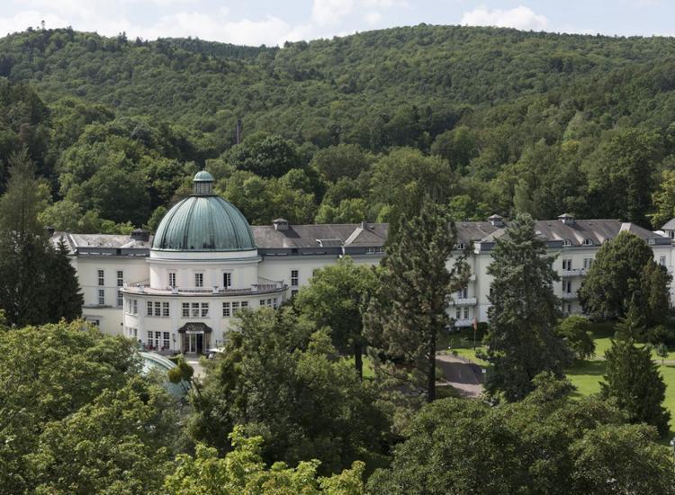 Maritim Hotel Bad Wildungen Fassade