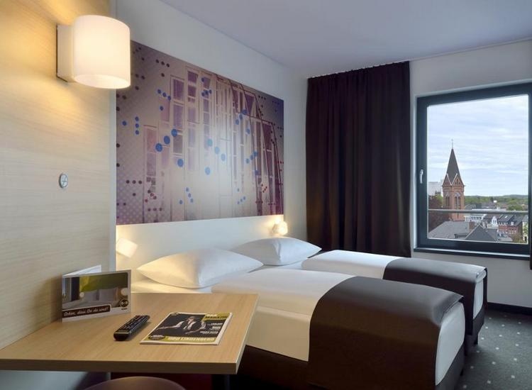BB Hotel Koeln Troisdorf Zweibettzimmer