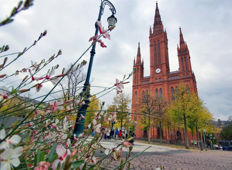 Wiesbaden Marktkirche
