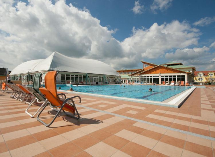 Thermal Hotel Mosonmagyarovar Pool